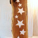 Standbrett Sterne Bild Collage
