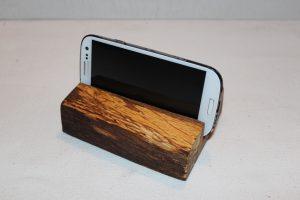 Handyhalter Holz
