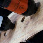 Weinflaschenständer Eiche