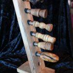 Flaschenstopfen Holz