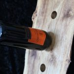 Weinflaschenständer Eichenholz
